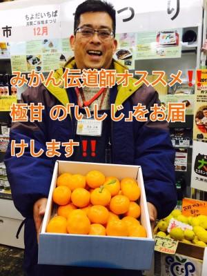 愛媛県中島の絶品みかん「いしじ」販売スタート!