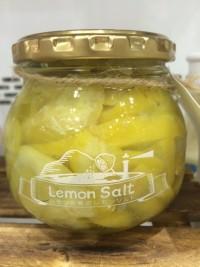 レモンの島のレモンソルト