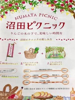 <9/1開催>沼田ピクニックDEちょい飲み