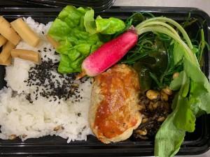 月間ご当地食堂 日替りは手づくり!野田村 福豚ハンバーグ