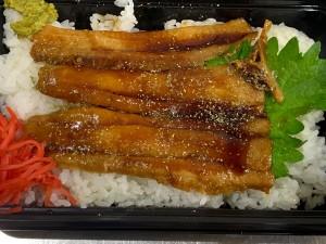 月間ご当地食堂 日替りは国東名物 太刀魚の蒲焼き重