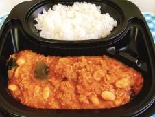 月間ご当地食堂  日替わりはいちばの豚・豆・野菜の煮込み フェイジョアーダ風&ライス