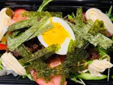 月間ご当地食堂 日替りは佐賀市名物 話題のシシリアンライス