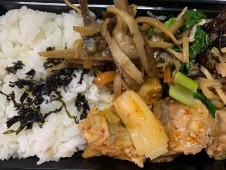 月間ご当地食堂  日替わりは鷄の甘辛南蛮味噌焼