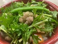 月間ご当地食堂 日替りはいちばの産地野菜たっぷり&ごろごろ肉の八宝菜丼