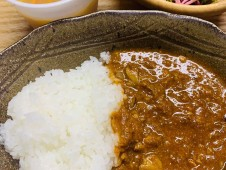 月間ご当地食堂 日替りは加須の本格スパイスカレー