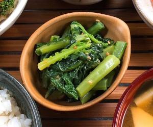 青菜ナムル