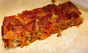 とろとろ干し柿と胡桃ざくざくスティックパウンドケーキ