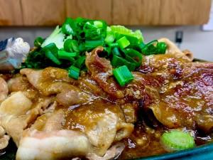 下関市関門ポーク焼肉
