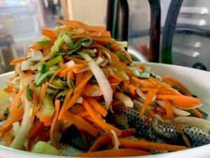 上天草コノシロ酢漬け さっぱり野菜和え