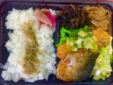 山口県下関市と熊本県上天草市維和島の食がたっぷり!主菜が選べるいちばのご当地弁当