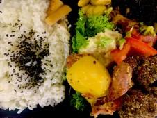 3月の注目ご当地食材は埼玉県加須市!主菜が選べるいちばのご当地弁当