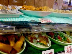 主菜が選べるいちばのご当地弁当 加須香り豚 金賞メンチカツ、シュウマイなど