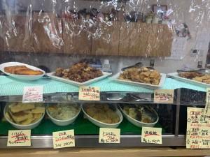主菜が選べるいちばのご当地弁当 屋久島ヤクシカ 特製だれに漬けたカツほか