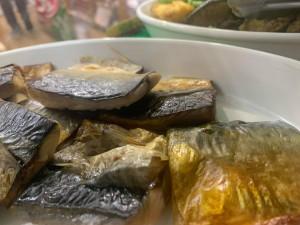 平戸 焼き鯖