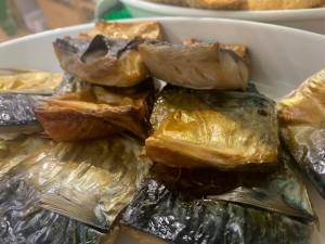 主菜が選べるいちばのご当地弁当 平戸鯖塩焼き、鯵フライなど