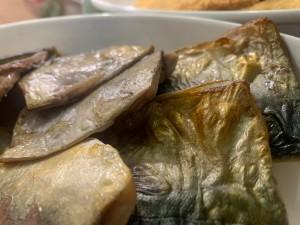 平戸鮮魚の海のハンバーグ生姜あん