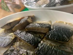 平戸焼き鯖うす塩