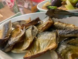 平戸鯖焼き