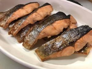 【北海道 鮭柚庵焼き】さっぱり柚子風味で焼き上げました
