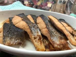 北海道 鮭柚庵焼き
